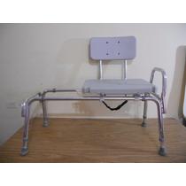 Silla Asiento Baño Enfermo Discapasitado Ancianos Ducha F549