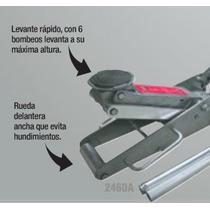 Oferta Gato De Patin De Aluminio 1.3 Ton Urrea Hidraulico