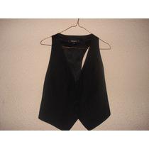 Chaleco Pepe Jeans Negro Original