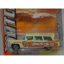 Matchbox Cadillac 1963 Ambulancia