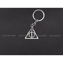 Llavero Reliquias De La Muerte Harry Potter. Envio Gratis