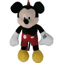 Mochila Disney 16 \mickey Mouse Mochila De La Felpa