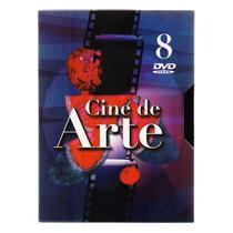 Cine De Arte, Ocho Peliculas En Dvd