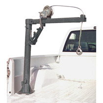 Grua Para Pick Up De 1/2 Tonelada Con Cable Winch