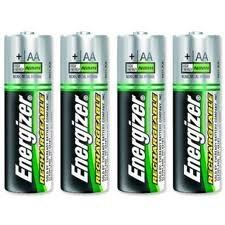 Pilas recargables energizer aa blister de 8 pilas 420 en - Pilas recargables aaa ...