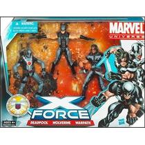 Marvel Universe Team Pack X- Force