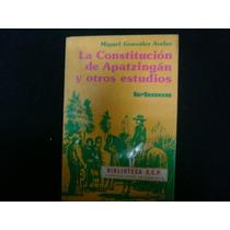Miguel González Avelar, La Constitución Política De