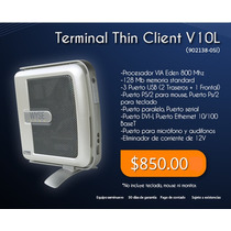 Terminal Wyse Thin Client V10l