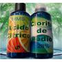 2x1 Quimico Clorito Sodico Al 28% Con Acido Citrico 60ml