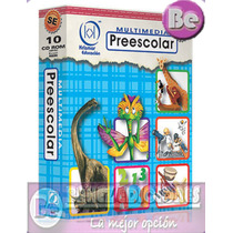 Multimedia Preescolar 10 Cd-rooms Krismar