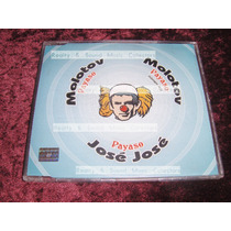 Molotov Payaso Cd Promo 1999 3 Tracks Rarisimo De Coleccion!