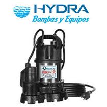 Bomba Sumergible Para Achique Aqua Pak Sigma ¾ Hp