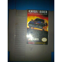 Knight Rider Kitt El Auto Increible Para Nintendo Nes