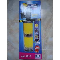 Filtro Supertornado 1100l/h Triple Filtración 200-350litros