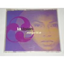 La Union - Negrita Cd Promo Warner Music 1996