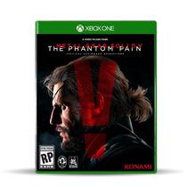 Metal Gear Solid V: The Phantom Pain Para Xbox One