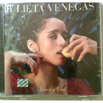 Cd Julieta Venegas, Limon Y Sal