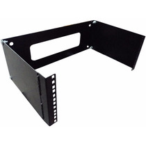 Rack De Pared Bracket Para Red 19 X 4 Unidades 13 Profundo