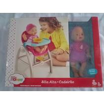 Little Mommy Silla Alta Mattel