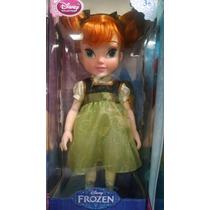 Hermosa Anna Frozen Toddler Doll Disney Collection