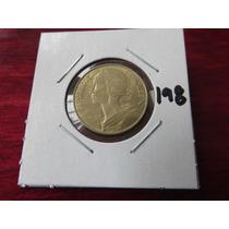 #198 Moneda Del Mundo Francia 20 Centimos 1983