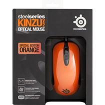 Steelseries Kinzu V2 Optical Special Edition Naranja
