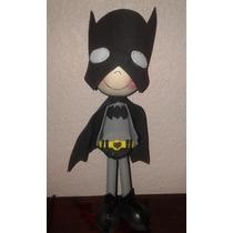 Centro De Mesa Fofucho Súper Héroe Batman Foamy