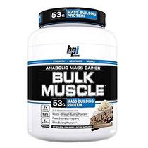Bpi Proteína Muscular En Polvo A Granel Galletas Y Crema 5,8