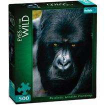Rompecabezas Ojos Salvajes Gorila 500 Pz Buffalo 03661