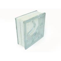 Vidrioblock 19 X 19 X08 Cristal Glassblock Maa