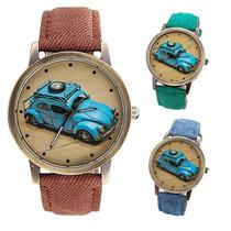 Reloj Vocho Clásico Vw Sedan Vochoero