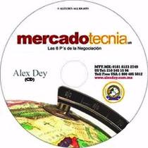 Alex Dey - Mercadotecnia/audiolibro