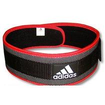 Adidas Cinturon Pesas Entrenamiento Nylon Weigthlifting Gym