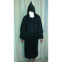 2pack Tunicas Con Capucha Halloween Esqueleto Disfraz Muerte
