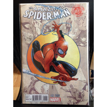The Amazing Spiderman #15 Portada Variante De Decomixado.
