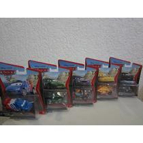 Carros De Cars 2 De La Pelicula Disney Pixar !!!