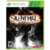Silent Hill Downpour Para Xbox 360 Nuevo Y Sellado Op4 Pm0
