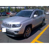 Jeep Compass 5p Limited 4x2 _aut, Año Modelo 2014