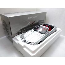 Mercedes-benz Slr Mclaren Roadster Minichamps Escala 1:18