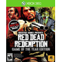 Red Dead Redemption Goty - Xbox 360 Y One - Envio Gratis