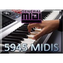 Midis-kar 5945 Secuencias Profesionales Entrega Gratis