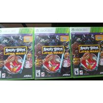 Angry Birds Star Wars Xbox 360 Nuevo, Sellado