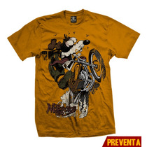 Playera King Monster Motorcycle