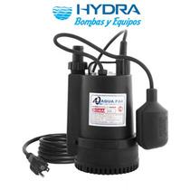 Bomba Sumergible Para Achique Aqua Pak Sigma ¼ Hp