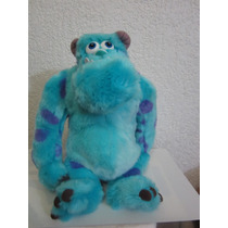 Peluche De Sulley De Monsters Inc. Es Nuevo Y Original !!!