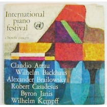 International Piano Festival 2 Discos Lp Vinil