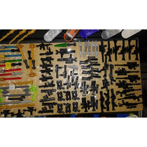 Armas Lego Ninjago,avengers,dc,star Wars