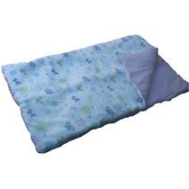 Sleeping Bag Bolsa Dormir Mariposas Flores Para Niñas Nuevo