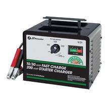 Cargador De Bateria Arrancador Rapido Carga Autos Original