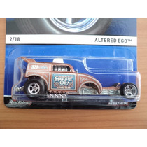Hot Wheels Real Riders Altered Ego Heritage 2015envio Gratis